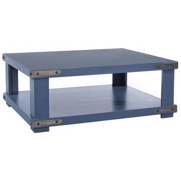Picture of SAWYER NAVY COCKTAIL TABLE