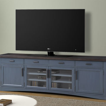 "Picture of AMERICANA 92"" TV CONSOLE"