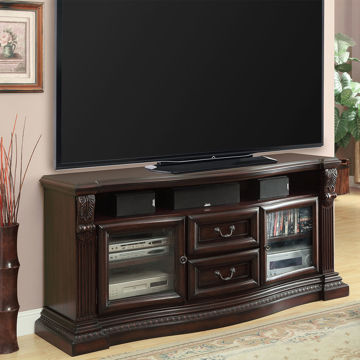 "Picture of BELLA 67"" TV CONSOLE W/PWR CEN"