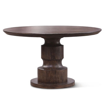 "Picture of WAKEFIELD 53"" ROUND PED TABLE"