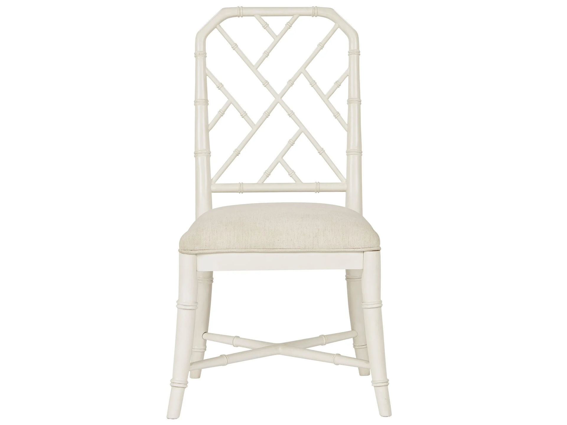 Picture of HANALEI BAY WHITE SIDE CHAIR