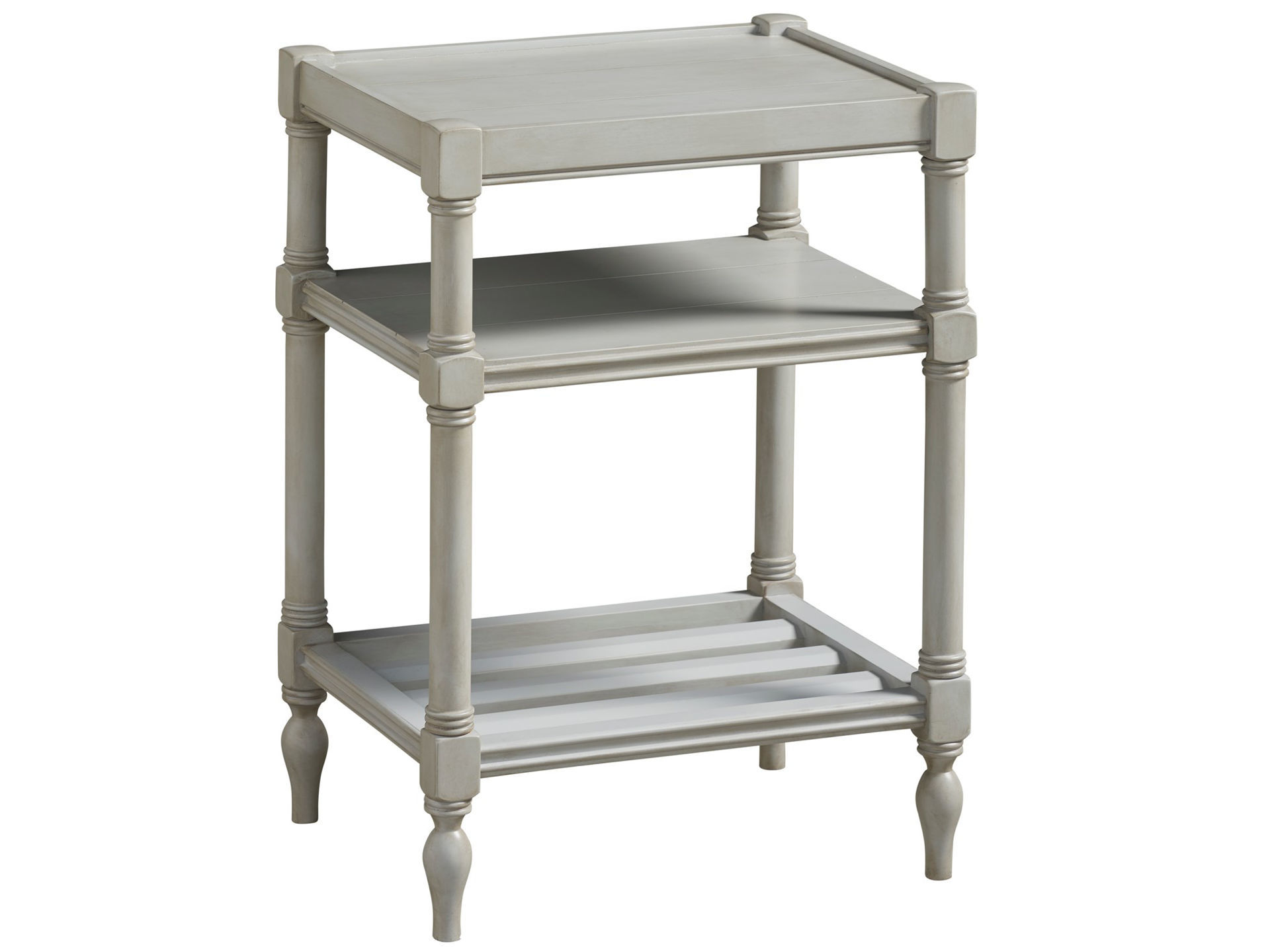 Picture of Summer Hill Gray Chairside Table