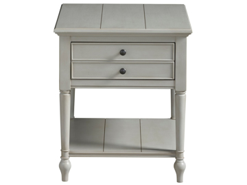 Picture of Summer Hill Gray End Table