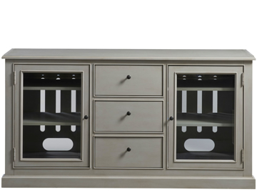 Picture of Summer Hill Gray Entertainment Console