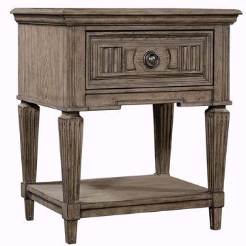 Picture of STRASBOURG 1 DRAWER  NIGHTSTAND