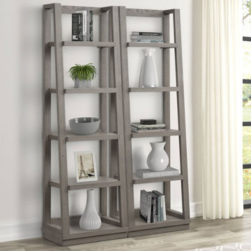 Picture of PURE MODERN ANGLED ETAGERE PR