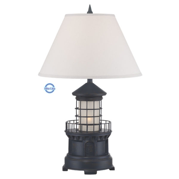 Picture of COTTAGE LIGHTHOUSE NL T-LAMP