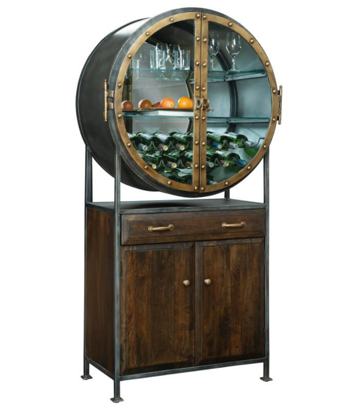 Picture of ROB ROY WINE & BAR CABINET