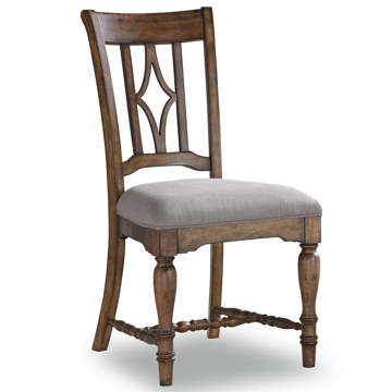 Picture of PLYMOUTH DARK UPH DIN CHAIR