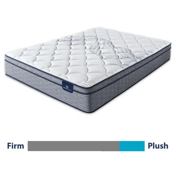 Picture of SERTA ELKINS II EUROTOP PLUSH MATTRESS