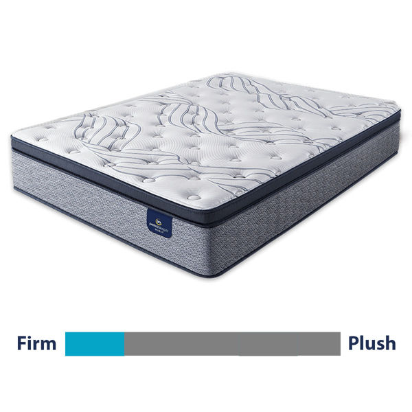 Picture of SERTA KLEINMON II PILLOWTOP FIRM MATTRESS