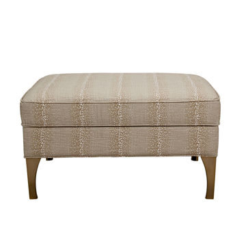 Picture of CUSTOM MEDIUM RECT OTTOMAN