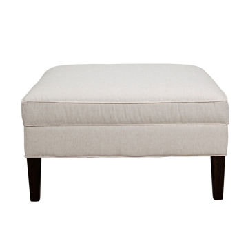 Picture of CUSTOM MEDIUM SQUARE OTTOMAN