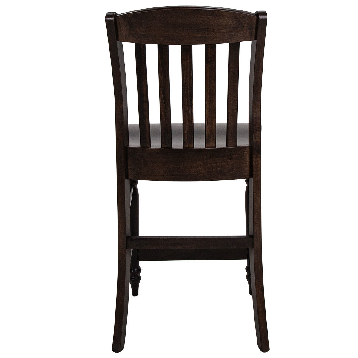 Picture of HENRY COUNTER STOOL DARK CHESTNUT