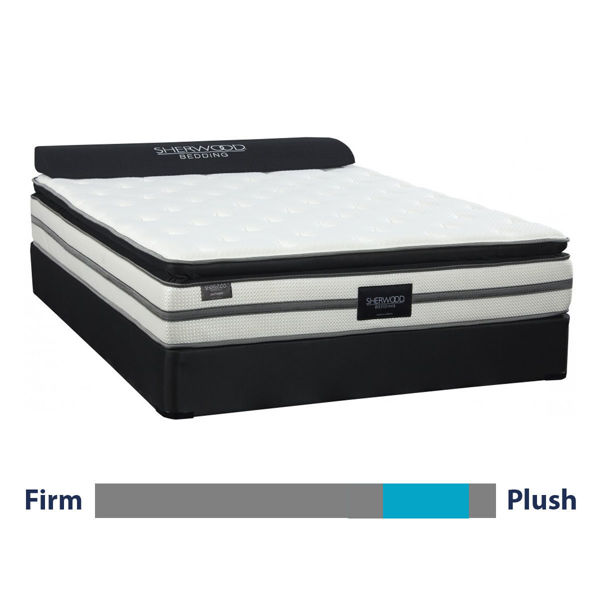 Picture of TRIBUTE PILLOW TOP MATTRESS