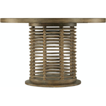 Picture of SUNDANCE ROUND RATTAN TABLE