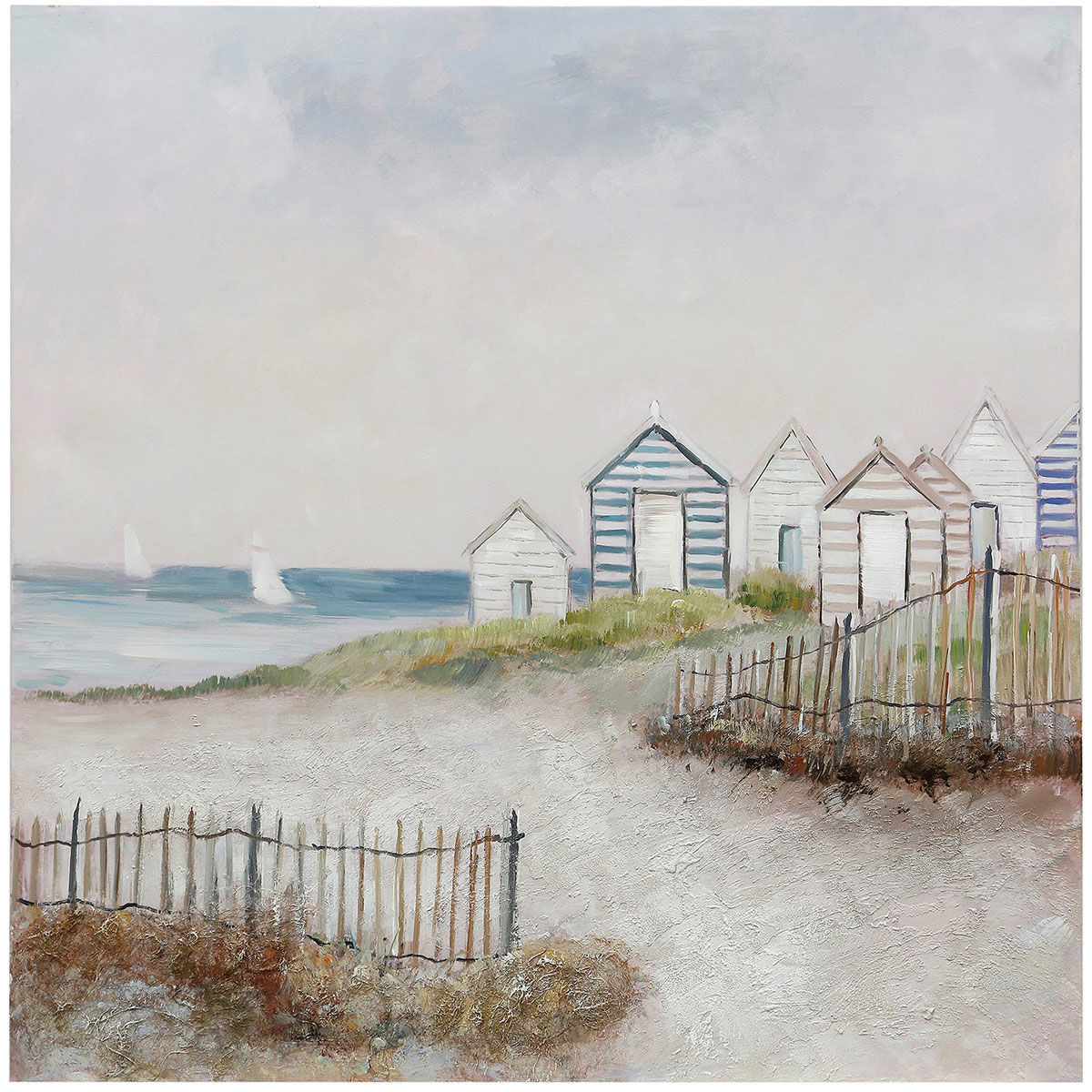 Picture of LIFE BY THE SEA ART