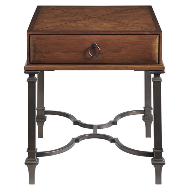 Picture of KINGSBURY END TABLE