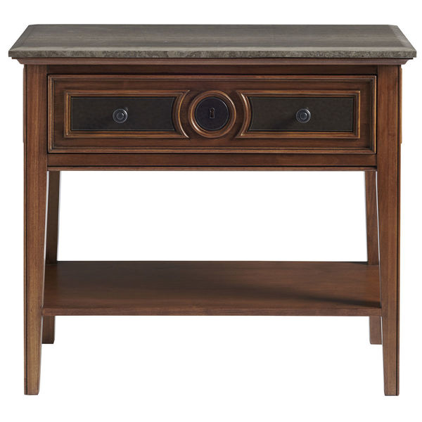 Picture of KINGSBURY BEDSIDE TABLE