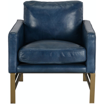 Picture of CHAZZIE CLUB CHAIR BLUE