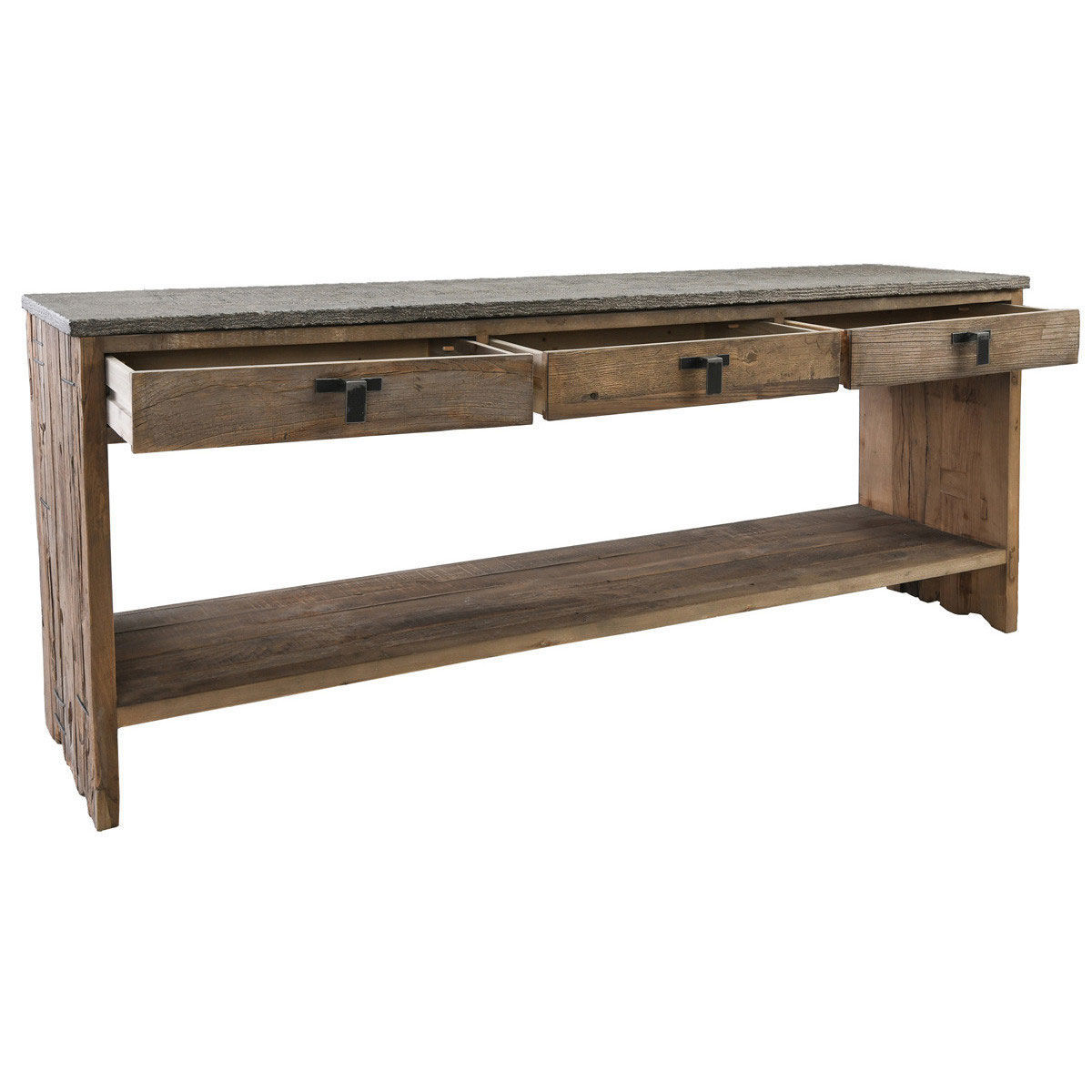 Picture of ELLEN 3 DRAWER CONSOLE TABLE