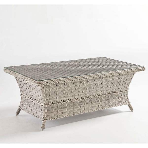 Picture of MAYFAIR PDQ COFFEE TABLE  W/GLASS