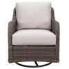 Picture of MAYFAIR PDQ SWIVEL GLIDER W/LUX CUSHION