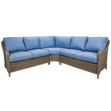 Picture of MAYFAIR 4PC PATIO SECTIONAL