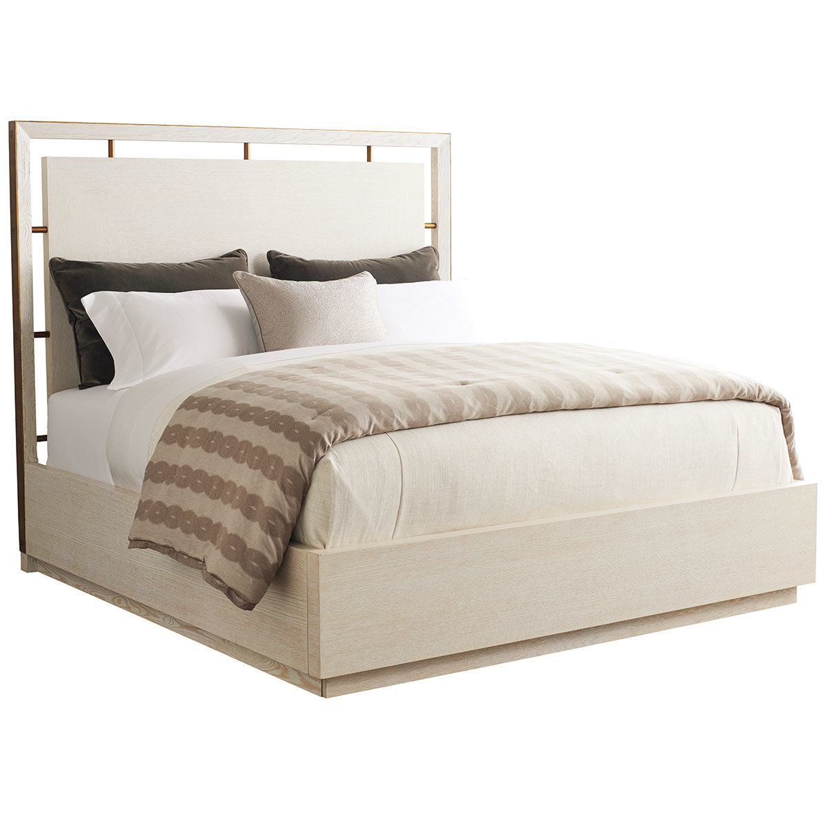 Picture of POST RANCH PANEL QUEEN BED