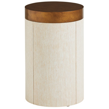 Picture of CREST ROUND END TABLE