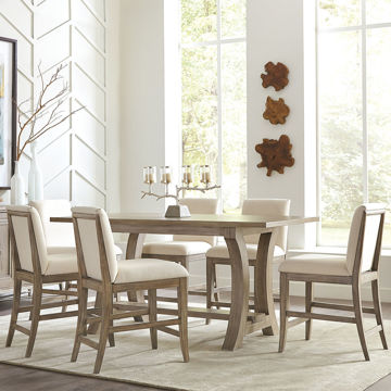 Picture of Sophie 7 Piece Counter Height Dining Set