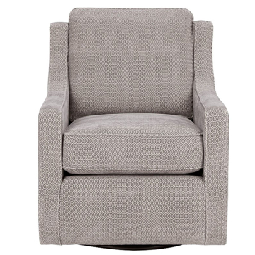 Picture of HARRIS CHENILL SWIVEL CHAIR