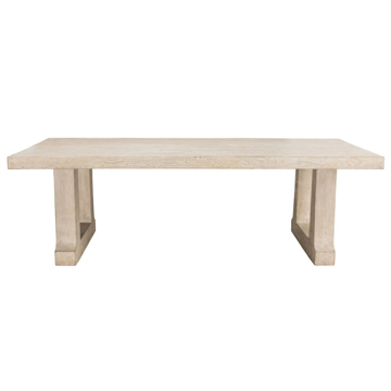"""Picture of PALMER 94"""" DINING TABLE"""
