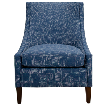 Picture of DEVIN ACCENT CHAIR W/FRAME COIL