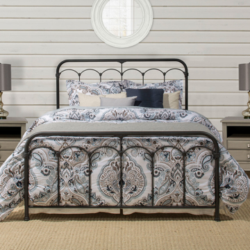 Picture of JOCELYN METAL FRAME BED