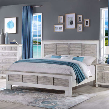 Picture of ISLAMORADA PANEL BED