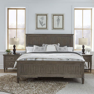 Picture of STRASBOURG PANEL BED