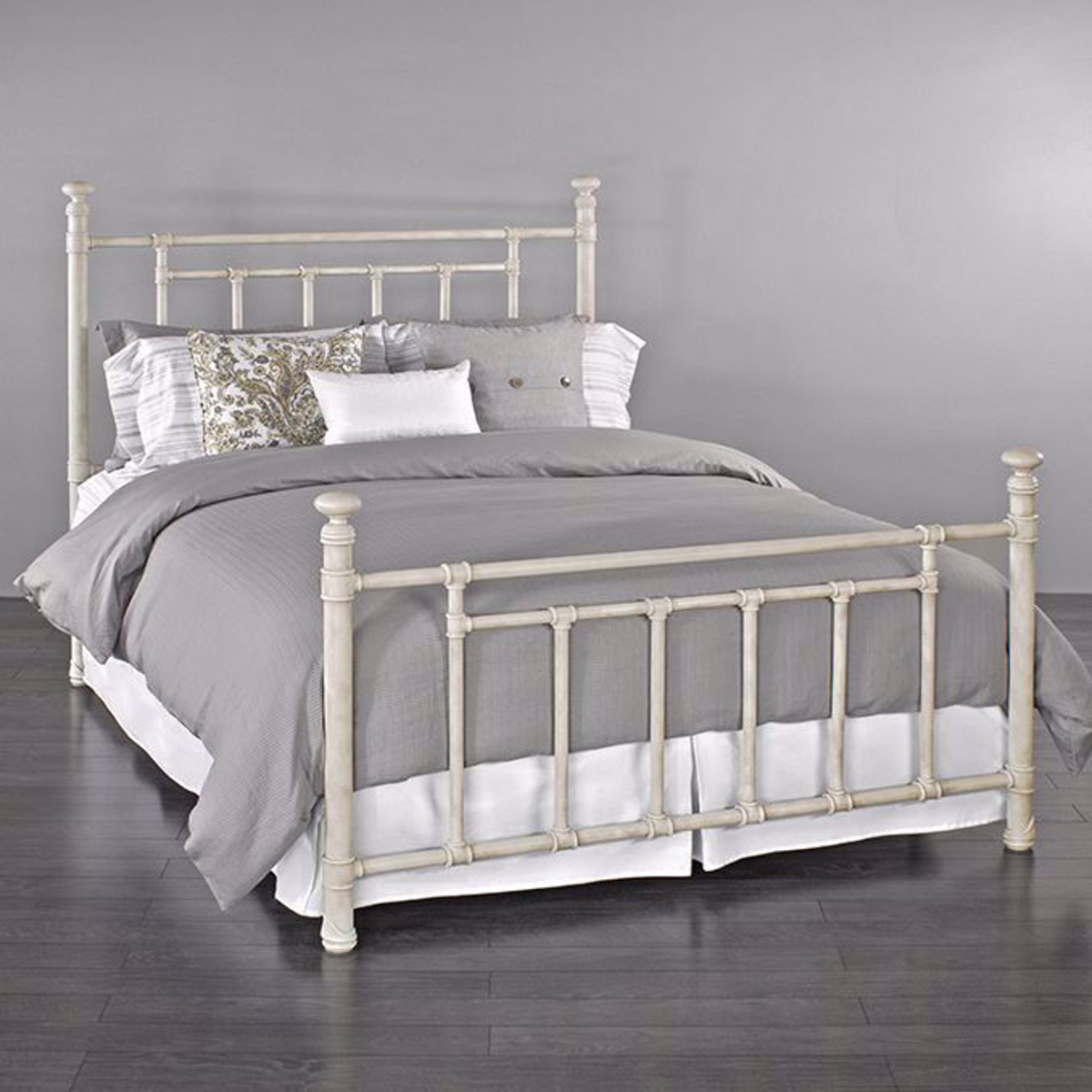 Picture of BLAKE METAL FRAME BED