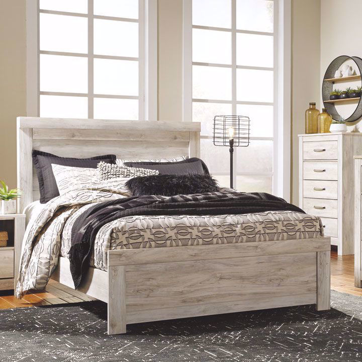 Picture of HOUSTON KING PANEL BED