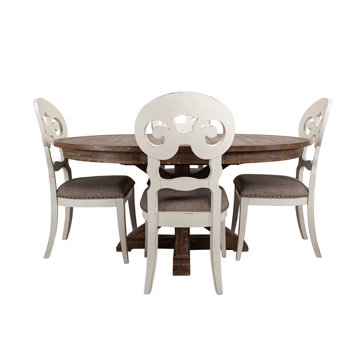 Picture of SONORA ROUND TBL W/ 4 CHAIRS