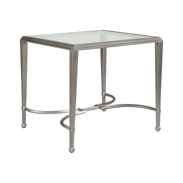 Picture of SANGIOVESE RECTANGULAR END TABLE