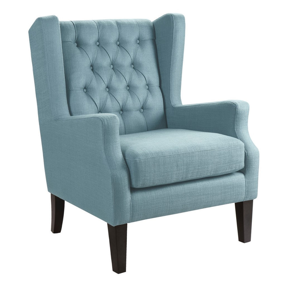 Picture of MAXWELL TUFTED WING CHAIR