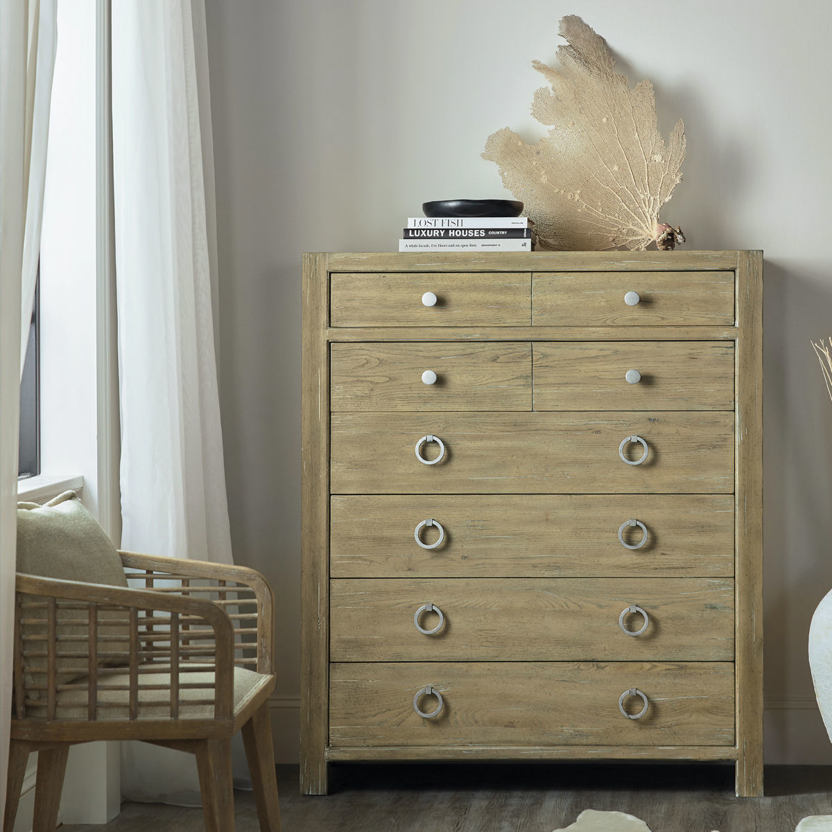 Picture of SURFRIDER 6 DRAWER CHEST