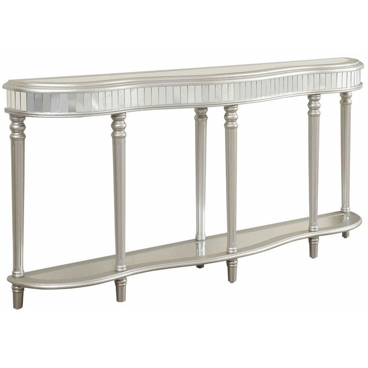 Picture of MIRROR CONSOLE TABLE