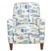 Picture of COLLEGEDALE RECLINER W/FK