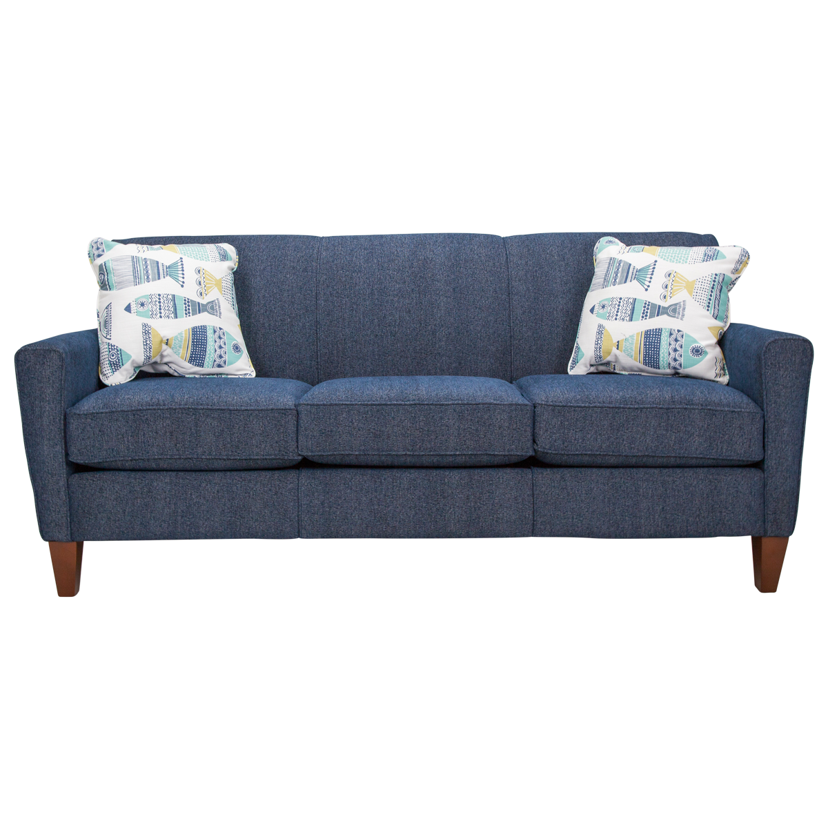 Picture of COLLEGEDALE SOFA W/FRAME COIL