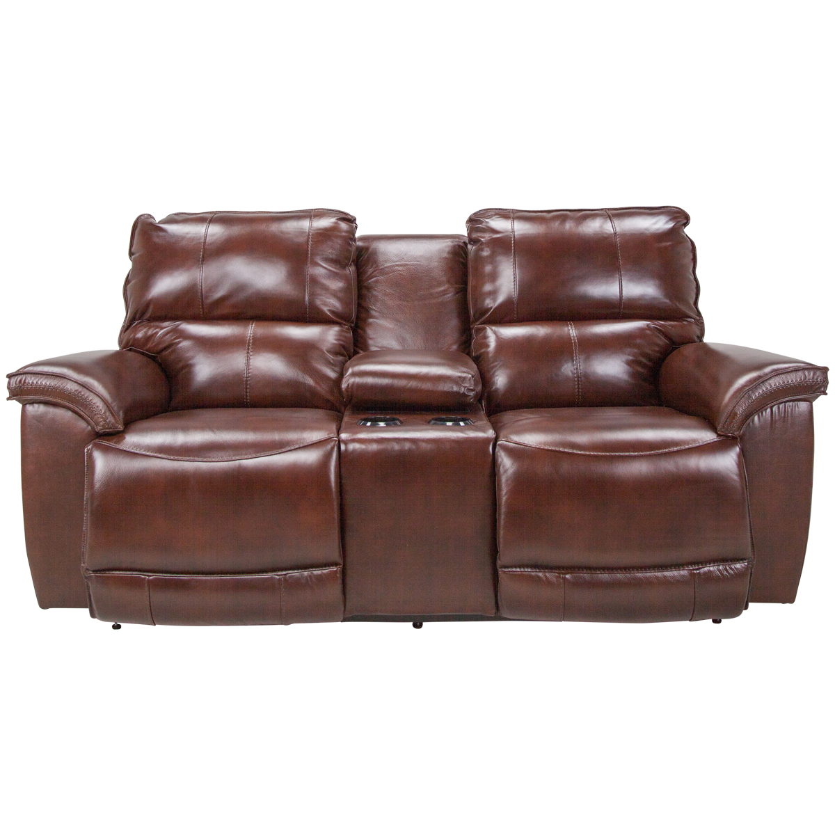 Picture of NORRIS LOVESEAT W/CONSOLE/PHR