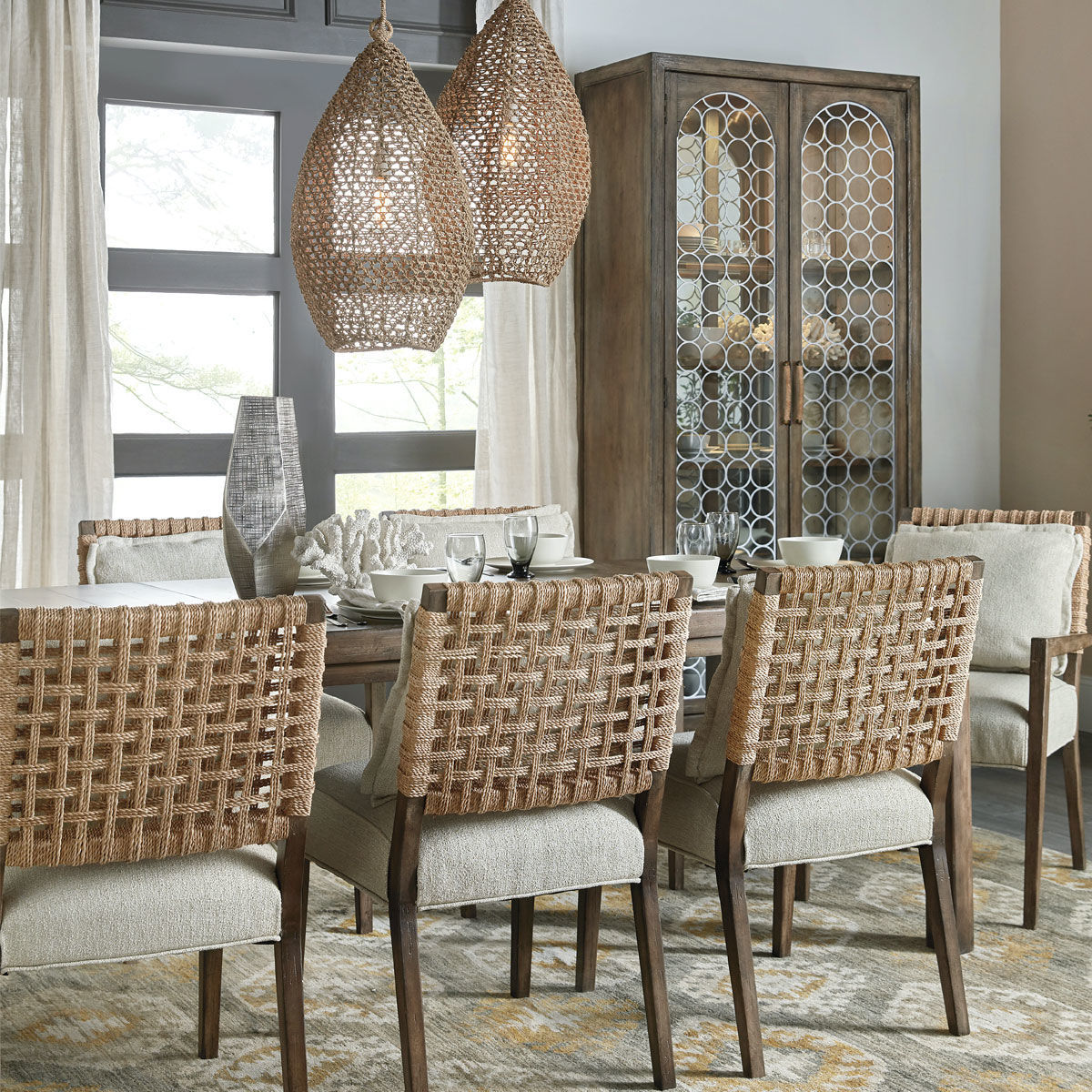 Picture of SUNDANCE WOVEN BK SIDE CHAIR