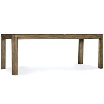 "Picture of SUNDANCE RECT TABLE W/18"" LEAF"