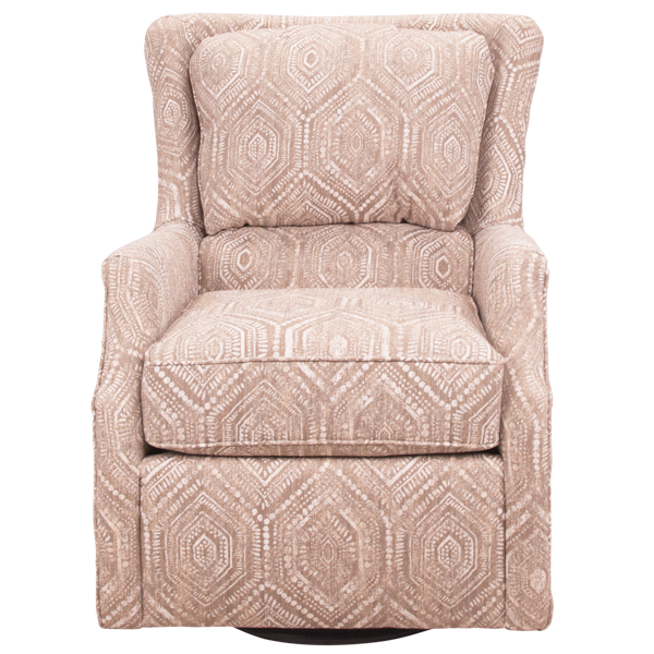 Picture of LOREN SWIVEL CHAIR WITH FRAME COIL